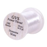 GVS PT 100DW<br /># 100 Den White 50 m.l.